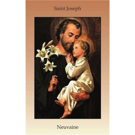 Neuvaine à Saint Joseph