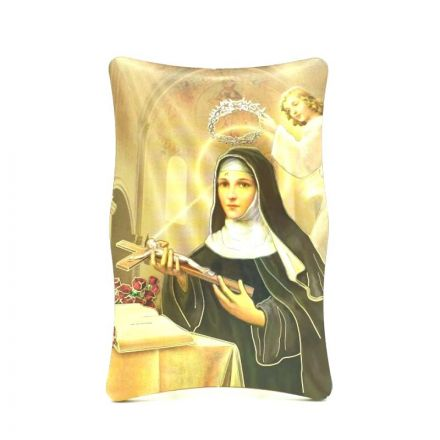 Cadre de Sainte Rita (grand format)