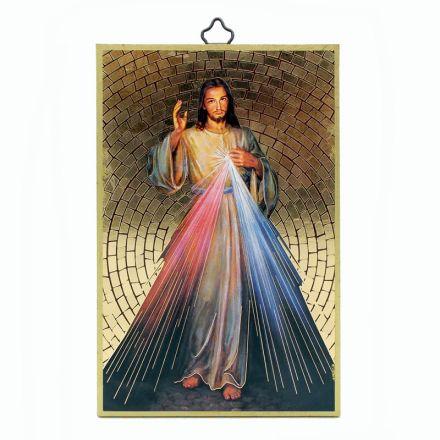 Cadre Jésus Miséricordieux