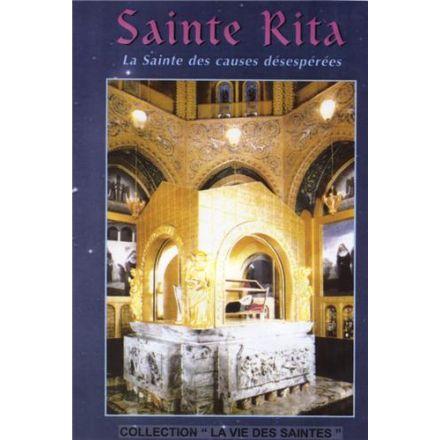 DVD Vie de Sainte Rita