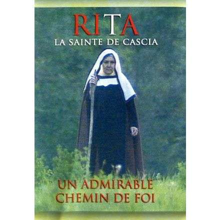 DVD Rita la Sainte de Cascia