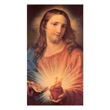 Image Sacré Cœur de Jésus