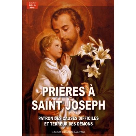 Prières à Saint Joseph