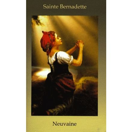 Neuvaine à Sainte Bernadette