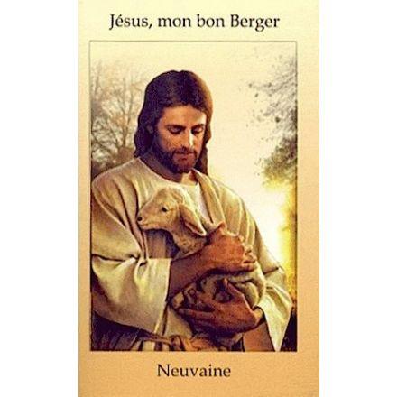 Neuvaine à Jésus mon bon Berger