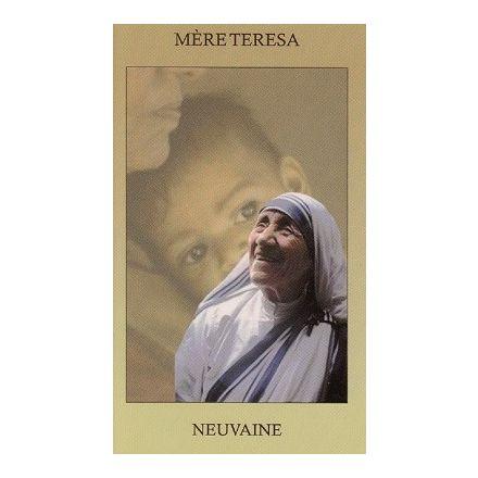 Neuvaine à Mère Teresa