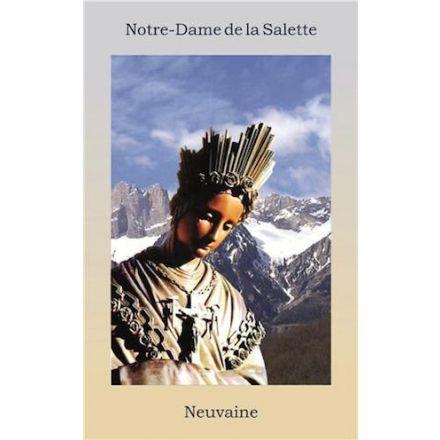 Neuvaine à Notre Dame de la Salette