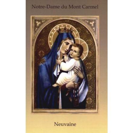 Neuvaine à Notre Dame du Mont Carmel
