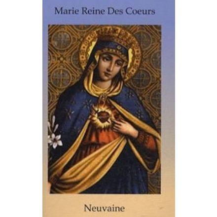 Neuvaine à Marie Reine des Cœurs
