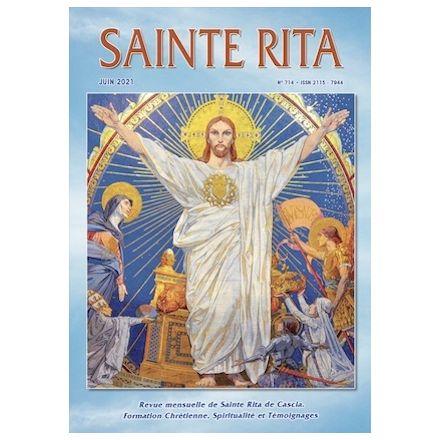 Revue Sainte Rita Juin 2021
