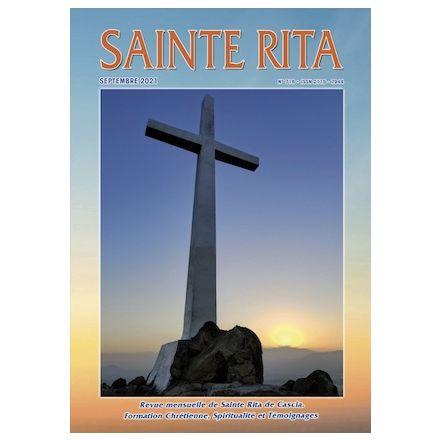 Revue Sainte Rita Septembre 2021