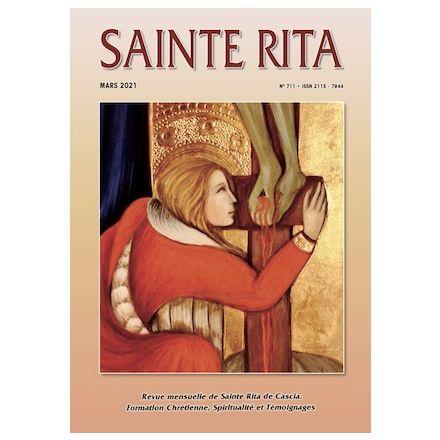 Revue Sainte Rita Mars 2021