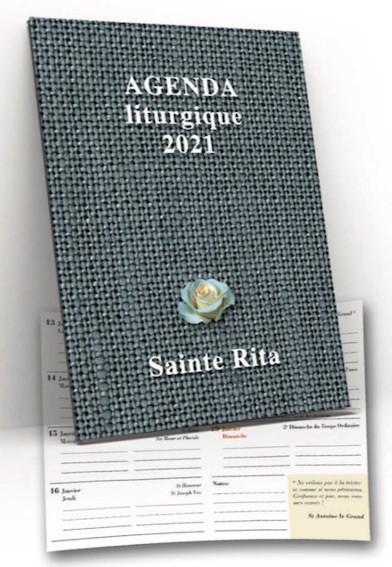 Agenda liturgique 2021