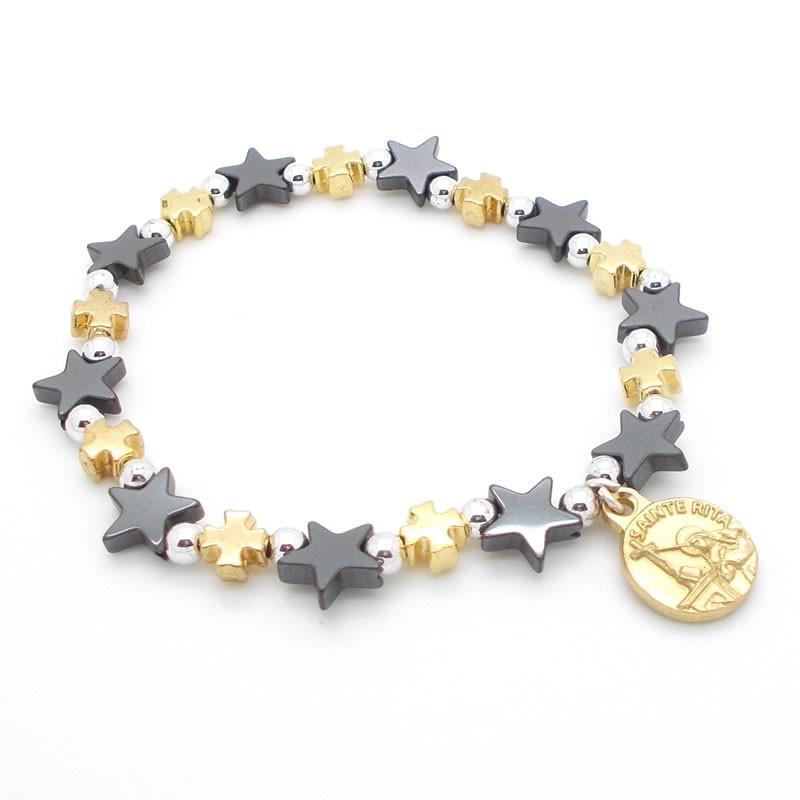 Bracelet étoiles