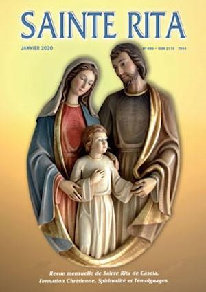 Revue Sainte Rita Janvier 2020