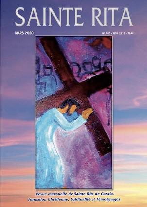 Revue Sainte Rita Mars 2020