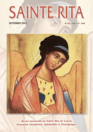Revue Sainte Rita Septembre 2020