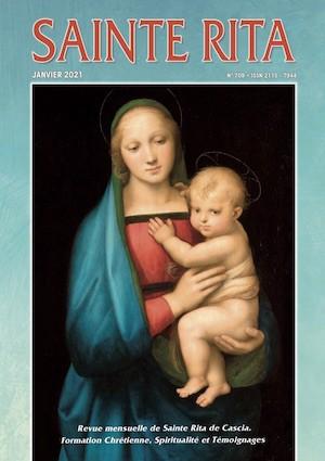 Revue Sainte Rita Janvier 2021