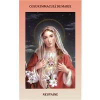 Neuvaine au Cœur Immaculé de Marie