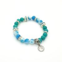 Bracelet Turquoise et Jade