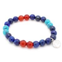 Bracelet trois couleurs
