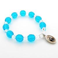 Bracelet dizainier bleu