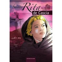 Vie de Sainte Rita - Bande dessinée