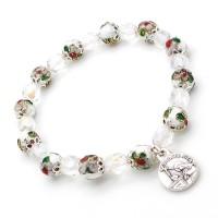 Bracelet blanc