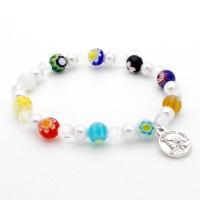 Bracelet imitation Murano