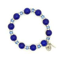 Bracelet bleu marine