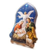 Cadre Nativité - ange