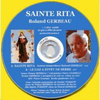 CD Sainte Rita par Roland Gerbeau