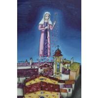 Carte postale Sainte Rita Slobodan