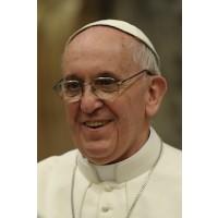 Carte postale Pape François
