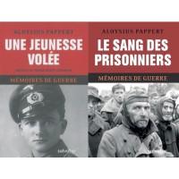 Mémoires de guerre - tomes 1 et 2