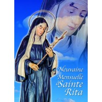 Neuvaine Mensuelle à Sainte Rita