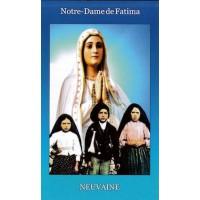 Neuvaine à Notre Dame de Fatima