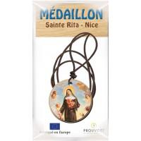 Médaillon Sainte Rita