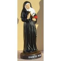 Statue de Sainte Rita - 10 cm